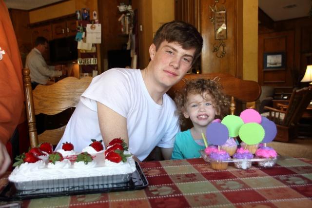 Ben and Gianna
