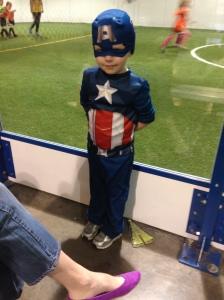 Kolbe Captain America