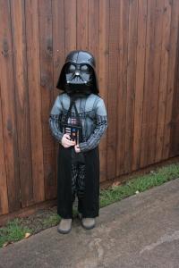 Kolbe Darth Vader