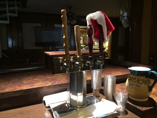 Dec 9 Beer Taps