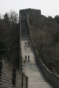 Great Wall, Beijing 2008