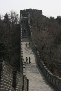 Great Wall, Beijing 2008