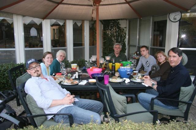 Patio Dining Mar 2010