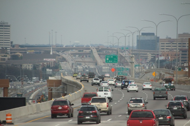 LBJ Freeway