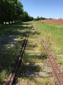 Railroad tracks 1