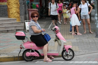 Shanghai scooters