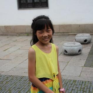 Shanghai children