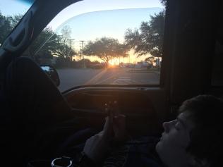 Apr 5 Sunrise at SPS (2)