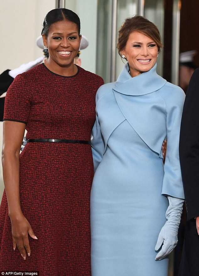 michelle-and-melania-afp-gettyimages