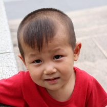jiading toddler
