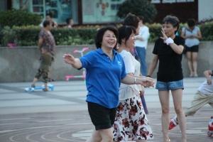 jiading dancing
