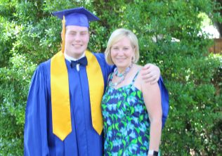 Patrick and Mom