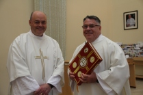 Andrew and John's Ordination to the Permanent Diaconate