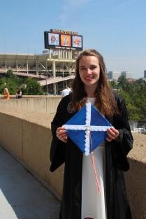 Tiffany's college graduation
