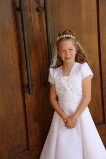 Claire's First Communion